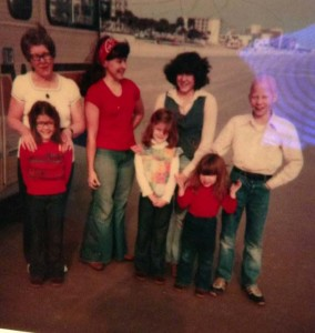 Daytona at Christmas 1978 3