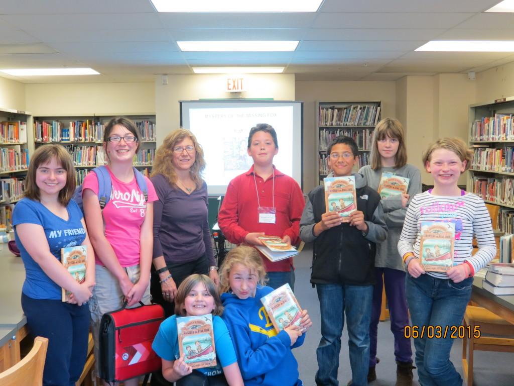 Lake Region Book  Club (12)