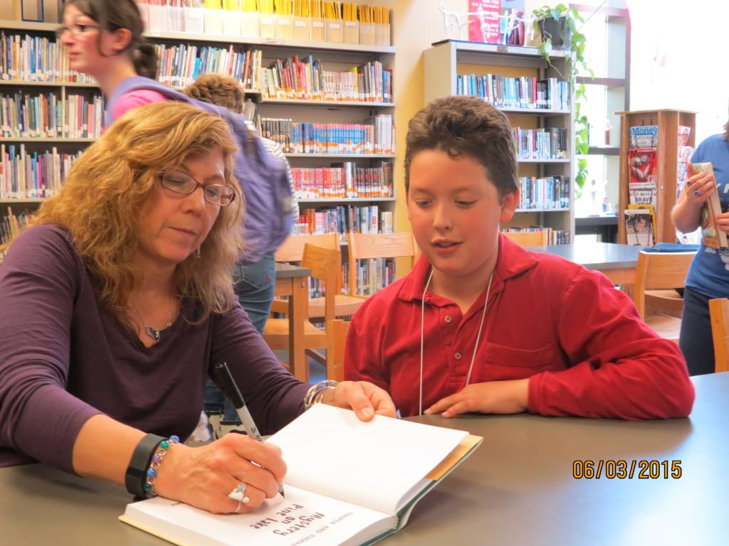 Lake Region Book  Club (8)